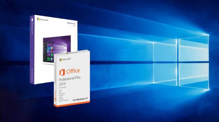 Indítsd olcsó Windows 10-zel és Office-szal az évet! kép