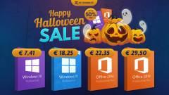 Félelmetesen jó halloweeni akciók Windows 10 és Office rendszerekre kép