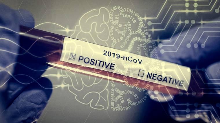 A mesterséges intelligencia másodpercek alatt felismeri a koronavírust kép