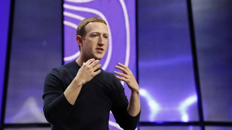 Túlbuzgó módon blokkolja a koronavírusról szóló tartalmakat a Facebook kép