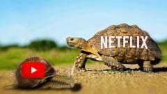 Az EU ideiglenesen korlátozná a YouTube és a Netflix szolgáltatásait kép