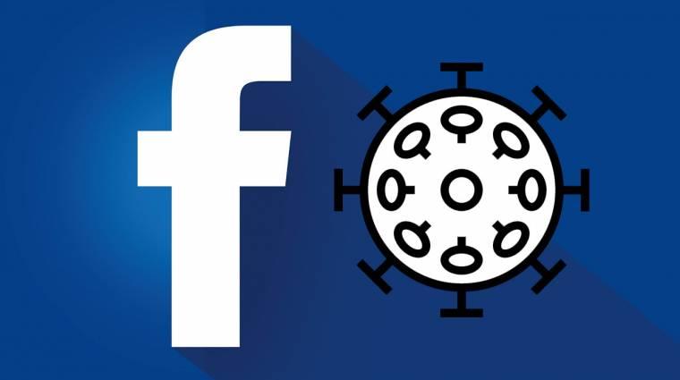 Koronavírusról tájékoztató infóközponttal bővül a Facebook kép