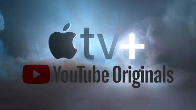 Jó tudni, ingyenes lett jó pár Apple TV Plus és YouTube Originals tartalom kép