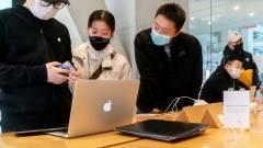 A világjárvány idején is rekordot ért el az Apple kép