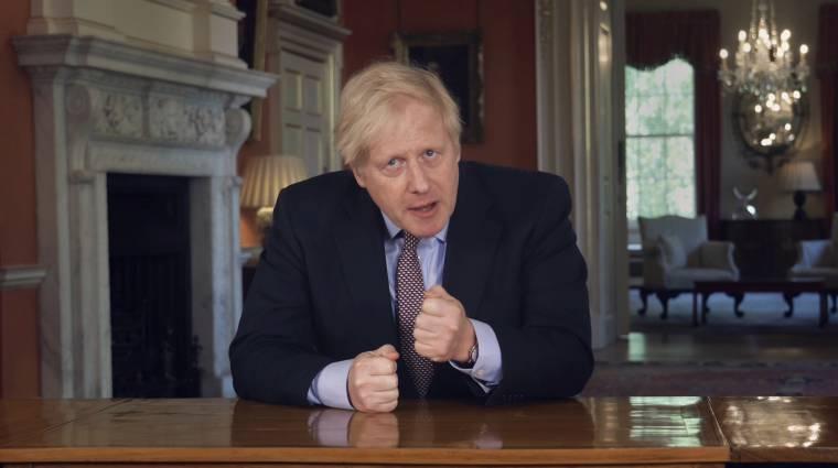 Nyilvános Google Drive mappában maradt a brit kormány koronavírus-terve kép