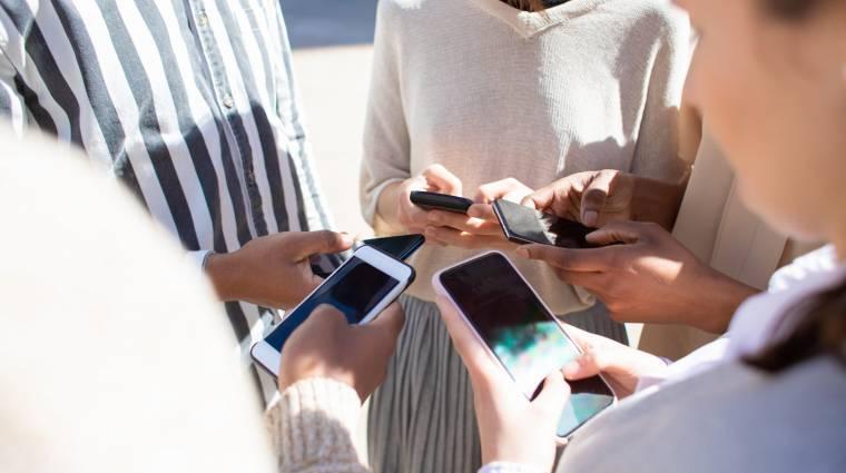 A koronavírus időszakában még durvábban app- és mobilfüggők lettünk kép