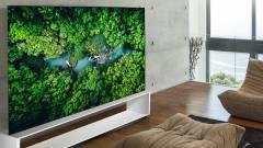 Jönnek az LG valós 8K felbontású tévéi kép
