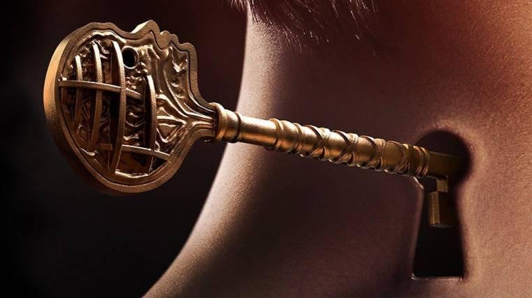 Megérkezett a kultikus képregény alapján készült Locke and Key-sorozat első előzetese! kép