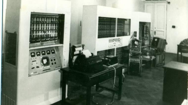 61 éves az első hazai számítógép: boldog születésnapot, magyar informatika! kép