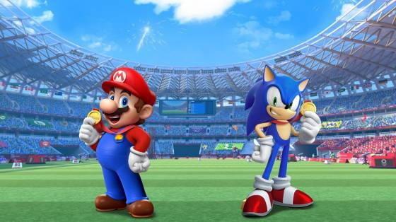 Mario & Sonic at the Olympic Games Tokyo 2020 infódoboz