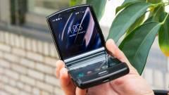 Még idén jön a Motorola második összehajtható okostelefonja kép