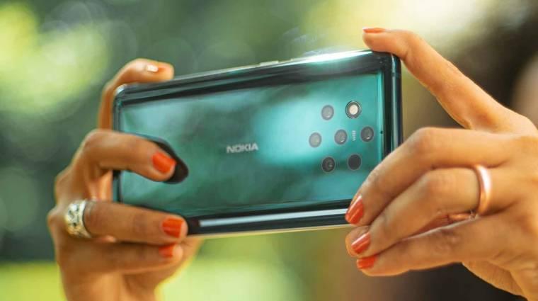 Még idén novemberben megjelenhet a Nokia legújabb készüléke kép