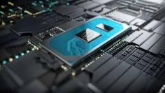Rekord negyedévről számolt be az Intel kép