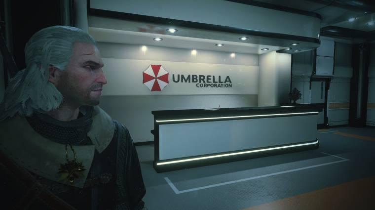 Ciri után Geralt is játszható lett a Resident Evil 2 Remake-ben bevezetőkép