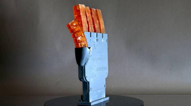 Itt a robot, ami már izzadni is tud kép