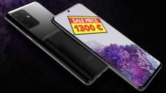 Megvannak a Galaxy S20 modellek árai kép