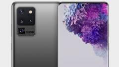 Mégsem lesz annyira ronda a Samsung Galaxy S20 kameraszigete kép