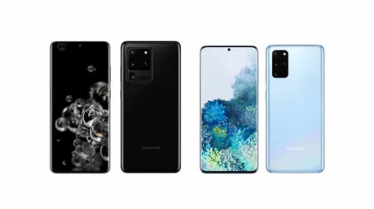 Furcsa zoomkamerát kap a Samsung Galaxy S20 kép