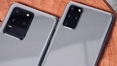 Két igazi Galaxy S20 fotó érkezett kép