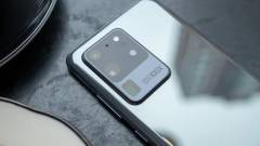 Kevés fényben is szép videót készít a Galaxy S20 Ultra kép