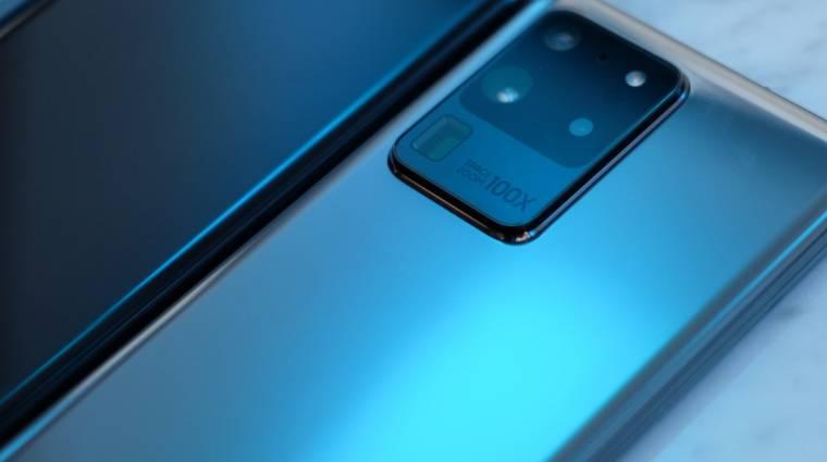 Jól bírja a kínzást a Galaxy S20 Ultra kép