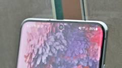 Másra is lehet használni a Galaxy S20 fúrt szelfikameráját kép
