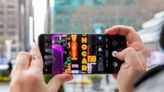 A Samsung Galaxy S21 lehet az első mobil kijelző alá épített szelfikamerával kép