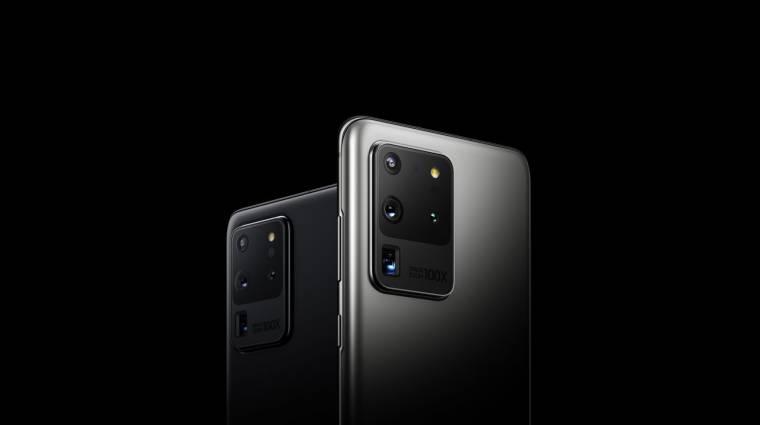 Nagyon döcögnek a Samsung Galaxy S20 mobilok eladásai kép