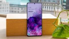 Megbuktak a Samsung Galaxy S21-be szánt olcsóbb kijelzők kép