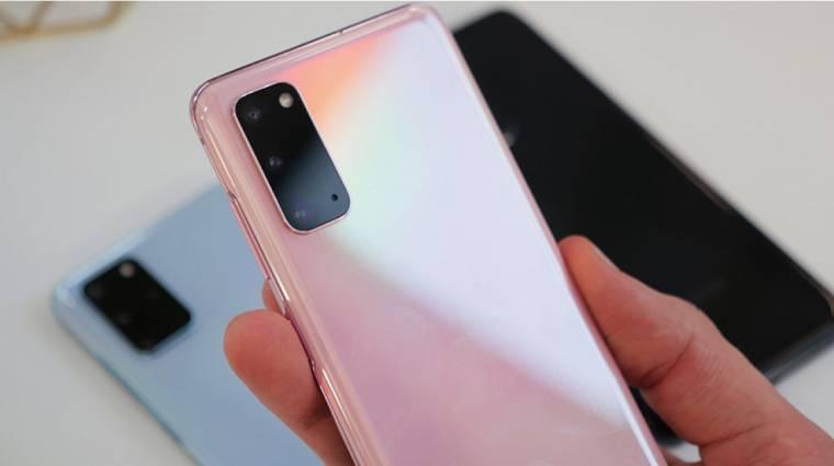 Rejtélyes chippel tesztelték a Samsung Galaxy S21-et kép