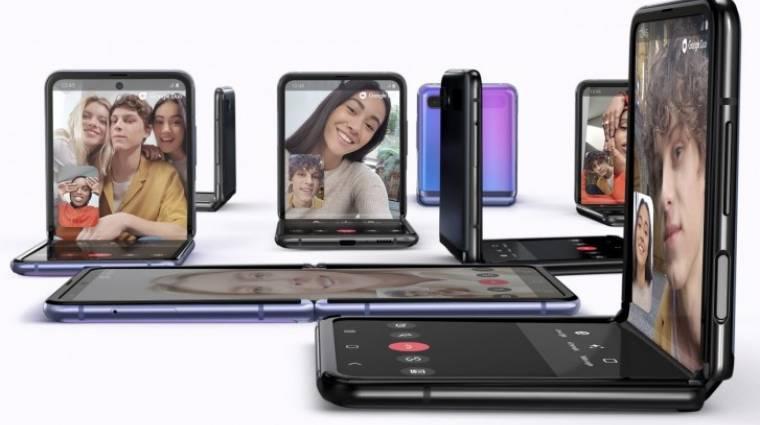 A vártnál nagyobb az érdeklődés a Samsung hajtogatható készülékei iránt kép