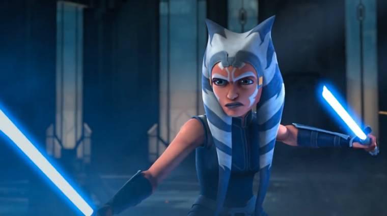 Magyar szinkronnal is megnézhetitek a Star Wars: The Clone Wars 7. évadának egyik ikonikus jelenetét bevezetőkép