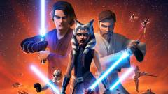 A Star Wars: The Clone Wars záróévada közel tökéletes, a finálénál könnyeinket törölgettük kép