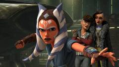 Ahsoka Tano bajba kerül a Star Wars: The Clone Wars új magyar feliratos előzetesében kép
