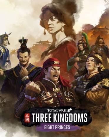 Total War: Three Kingdoms - Eight Princes kép
