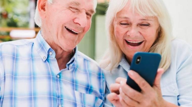 Mobiljátékokkal az időskori demencia ellen bevezetőkép