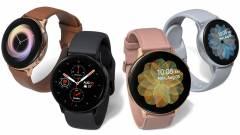 Új Samsung okosóra érkezik, talán a Galaxy Watch 2 kép