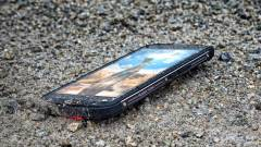 Vízálló, strapabíró androidos mobil kép
