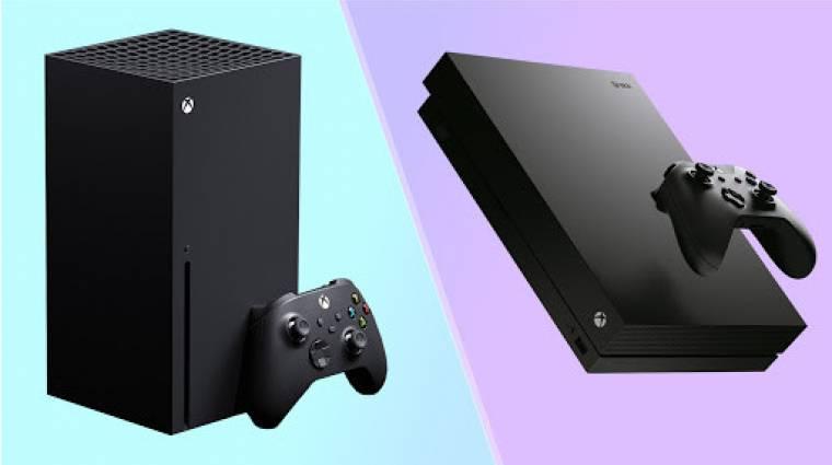 Napi büntetés: sokakat megzavart a Microsoft új konzoljának neve, egekben az Xbox One X eladásai bevezetőkép