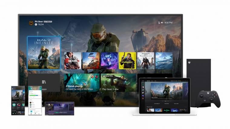 Xbox One-on már elérhető a next-gen konzolok újragondolt kezelőfelülete bevezetőkép