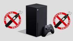 Jó poén e-cigi füstöt fújni az Xbox Series X-be, de a konzol rámehet kép