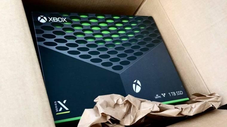 Örülhet a Microsoft, új csúcsot állított be az Xbox Series X és a Series S bevezetőkép
