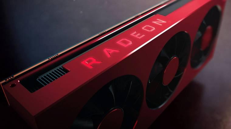 Kiszivárgott, mit tud az AMD Navi Radeon RX kép