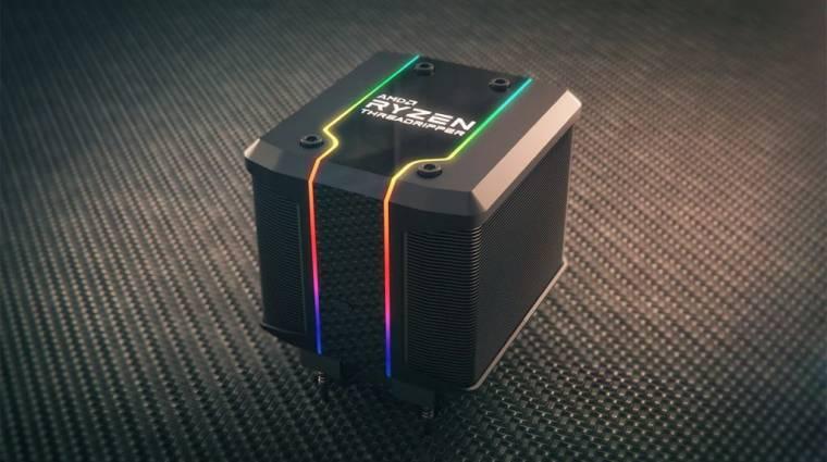 Az AMD szerint mindenki téved, nem lassabb a Threadripper 3990X Windows 10 Pro alatt kép