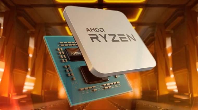 Jelentős árcsökkenést hozott az AMD-s chiplet dizájn kép