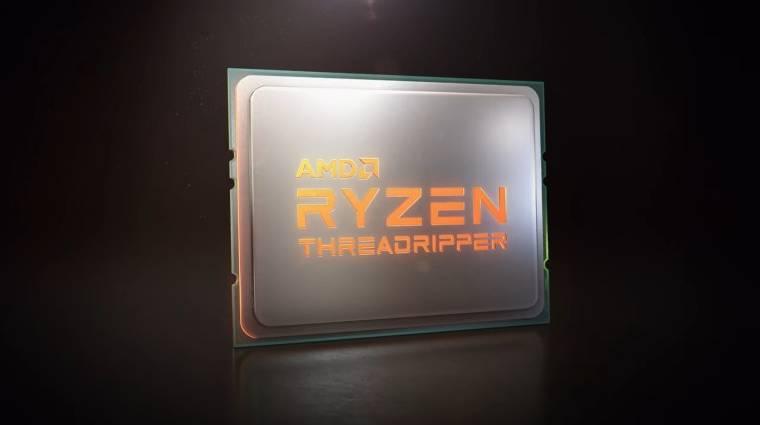Újabb világrekordot döntött az AMD Ryzen Threadripper 3990X kép