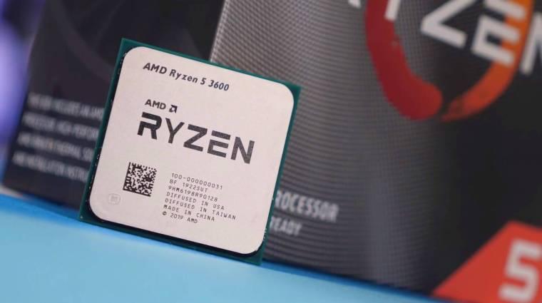 Tízből kilenc német választja már az AMD processzorokat kép