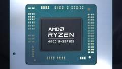 Akár 18 órán át is húzhatják az AMD Ryzen 4000-es laptopok kép