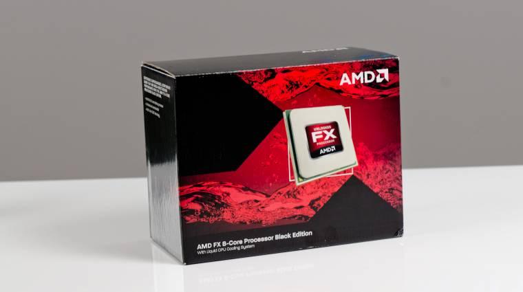 Az AMD processzoraiban is találtak sérülékenységet kép