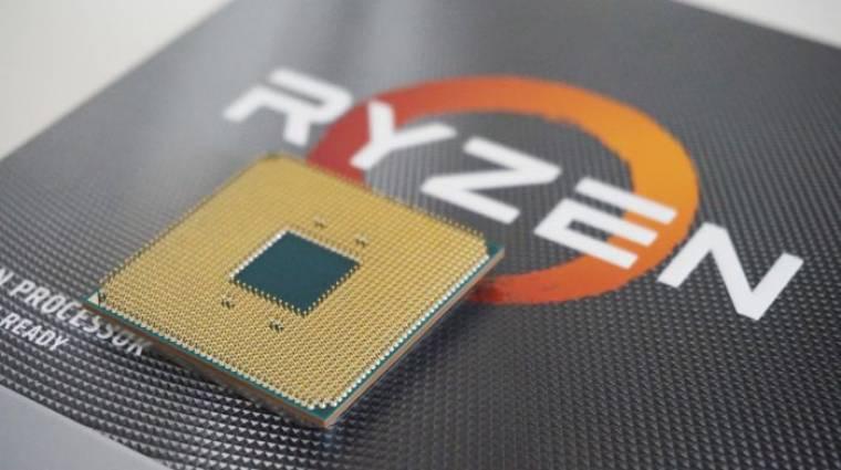 Nem kell alaplapot cserélni az AMD Ryzen 4000 processzorokhoz kép